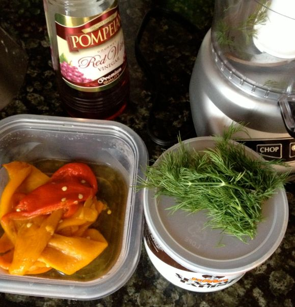 tahini pepper sauce